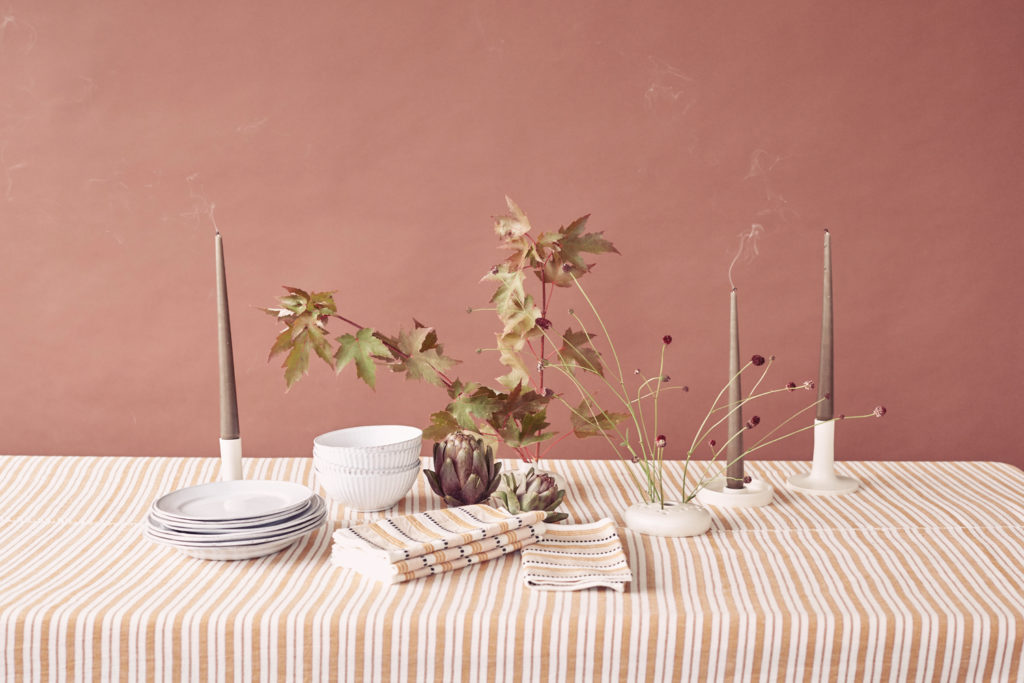 Cozy Fall Tables