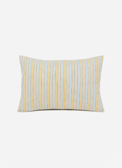 Quinn Stripe Multi Color Pillow Petite