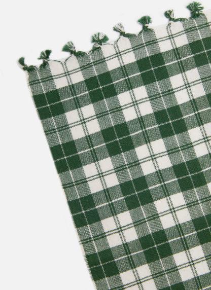 HUNTER PLAID DISH TOWEL