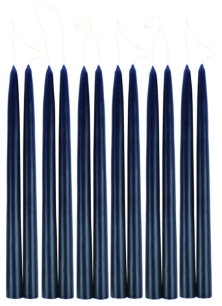 MIDNIGHT BLUE CANDLES