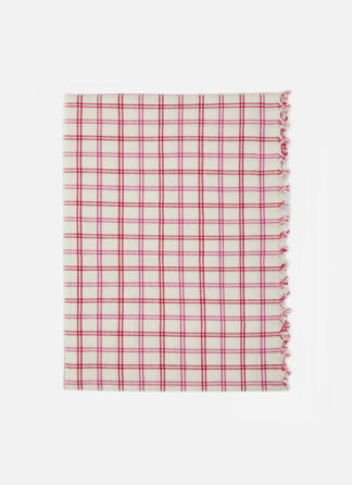 mayfair plaid valentine tablecloth