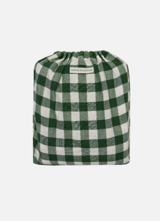 GINGHAM HUNTER DUVET COVER